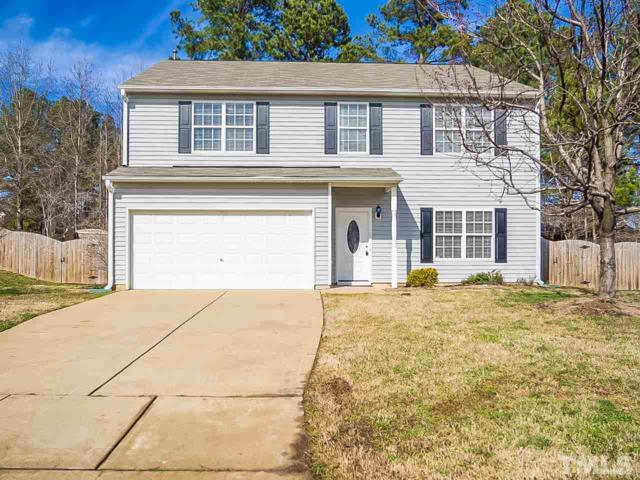 504 Blooming Meadows Road, Holly Springs, NC 27540 (#2238814) :: The Perry Group