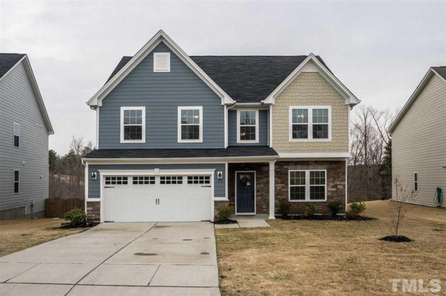 177 Timber Creek Path, Chapel Hill, NC 27517 (#2238880) :: The Perry Group