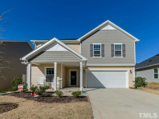 142 Pamlico Drive, Clayton, NC 27520 (#2238939) :: The Perry Group