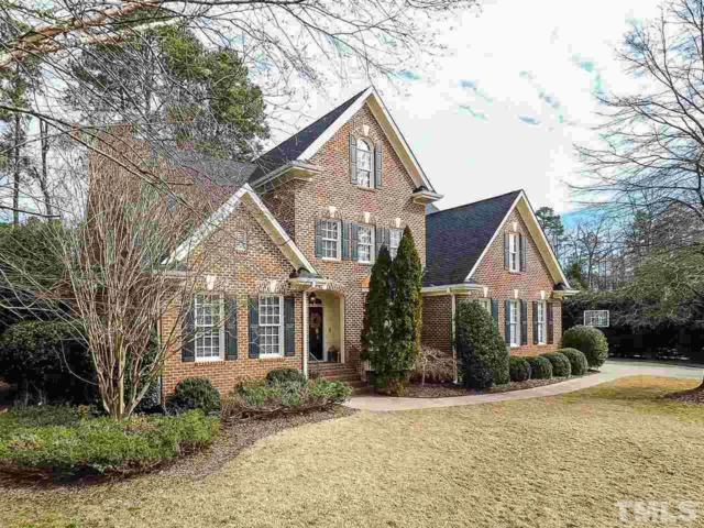 101 Preston Grande Way, Morrisville, NC 27560 (#2238958) :: Rachel Kendall Team