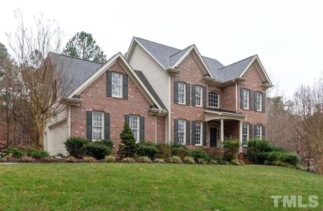 1405 Bridle Glen Court, Wake Forest, NC 27587 (#2238964) :: The Perry Group