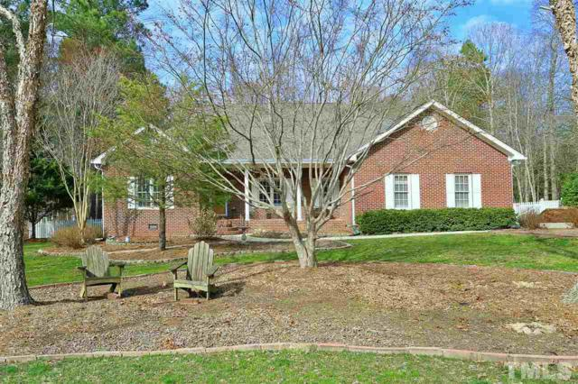 358 Forest Oaks Drive, Clayton, NC 27527 (#2238989) :: M&J Realty Group