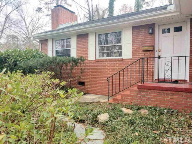 109 W Woodridge Drive, Durham, NC 27707 (#2239075) :: The Perry Group