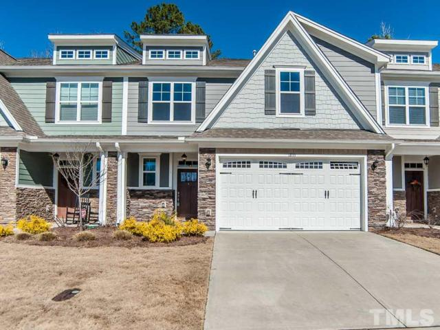 1833 Grandmaster Way, Wake Forest, NC 27587 (#2239129) :: The Perry Group