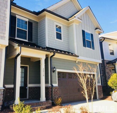 2810 Crowders Ridge Lane, Apex, NC 27502 (#2239140) :: The Jim Allen Group