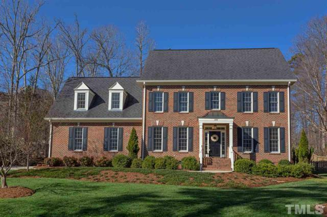 209 Wyndham Drive, Chapel Hill, NC 27516 (#2239163) :: The Perry Group