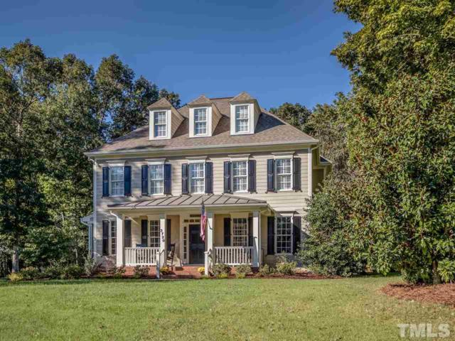 3720 Knollcreek Drive, Apex, NC 27539 (#2239170) :: The Perry Group
