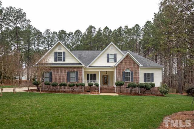 25 Settlers Court, Youngsville, NC 27596 (#2239195) :: The Perry Group