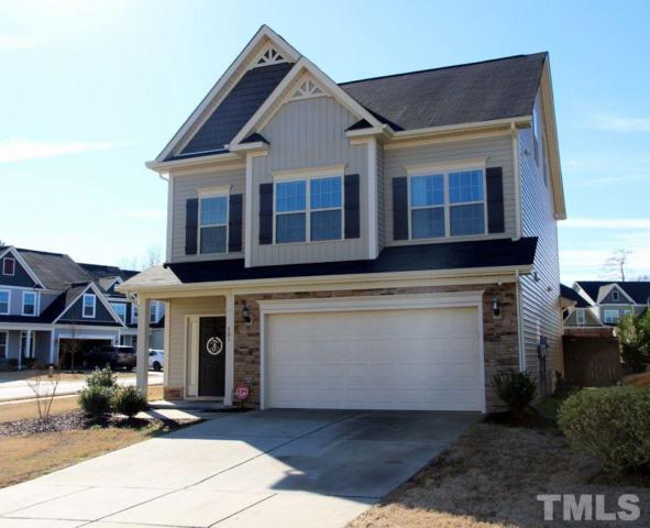 701 Laurel Spring Drive, Fuquay Varina, NC 27526 (#2239231) :: The Perry Group