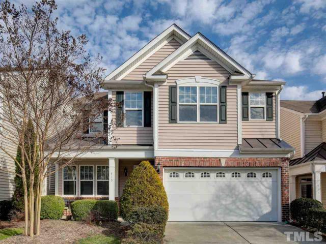 413 Hilltop View Street, Cary, NC 27513 (#2239267) :: The Perry Group