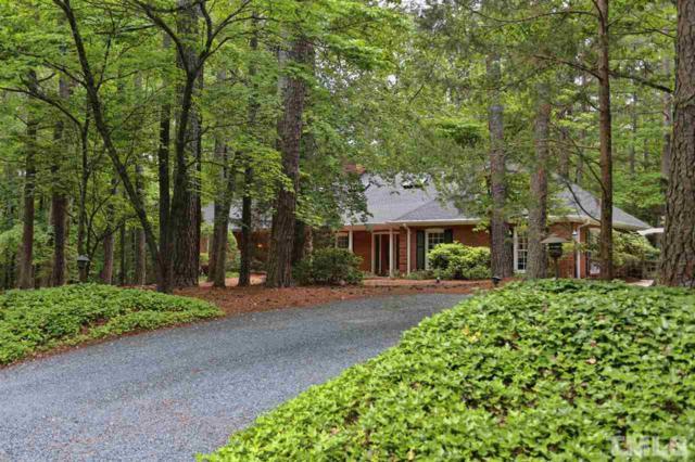 2 Whisper Lane, Chapel Hill, NC 27514 (#2239281) :: Spotlight Realty