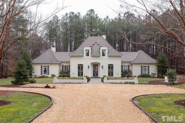 505 Sun Forest Way, Chapel Hill, NC 27517 (#2239306) :: The Perry Group