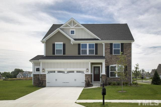 124 Ashland Hill Drive, Holly Springs, NC 27540 (#2239315) :: The Perry Group