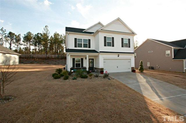 211 Cascade Knoll Drive, Clayton, NC 27527 (#2239427) :: The Perry Group