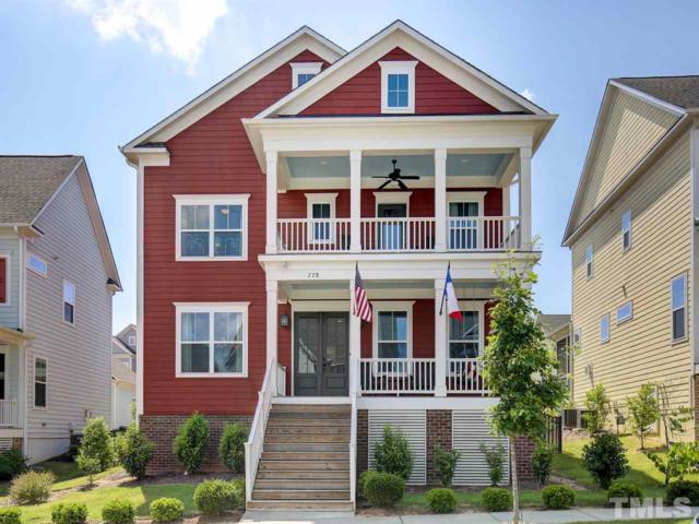 728 Lake Holding Street, Wake Forest, NC 27587 (#2239485) :: Raleigh Cary Realty