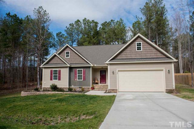 90 Northview Court, Louisburg, NC 27549 (#2239491) :: Morgan Womble Group