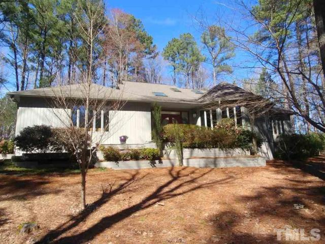 103 Standing Rock Road, Chapel Hill, NC 27516 (#2239495) :: The Perry Group