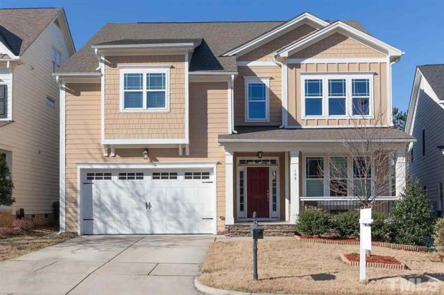 108 Bancroft Brook Drive, Cary, NC 27519 (#2239503) :: Raleigh Cary Realty