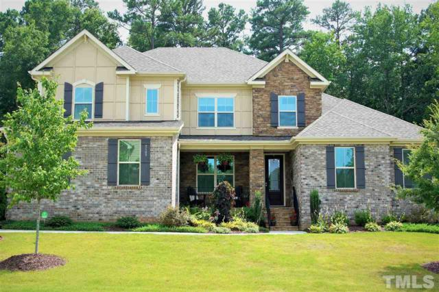 2409 Trenton Park Lane, Raleigh, NC 27607 (#2239507) :: The Perry Group
