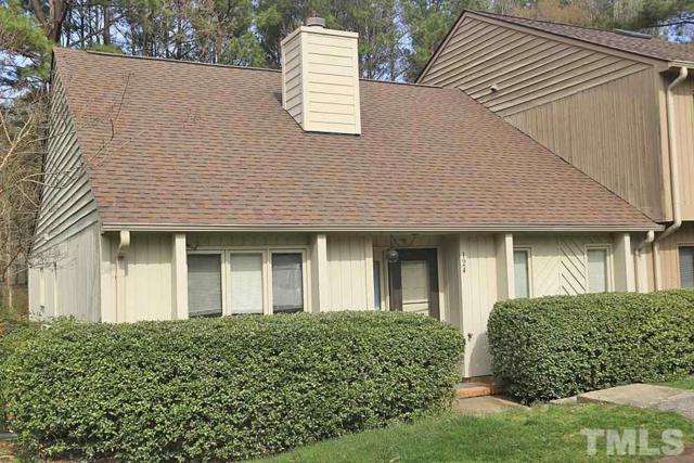 124 Woodbridge Drive, Chapel Hill, NC 27514 (#2239576) :: Marti Hampton Team - Re/Max One Realty