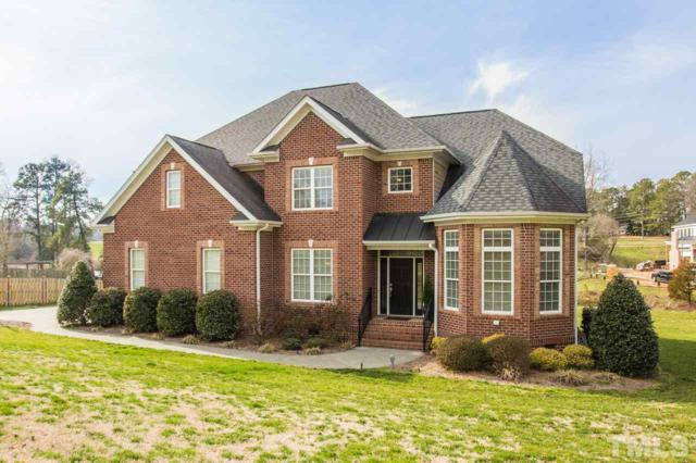 2004 Monthaven Drive, Wake Forest, NC 27587 (#2239577) :: The Perry Group