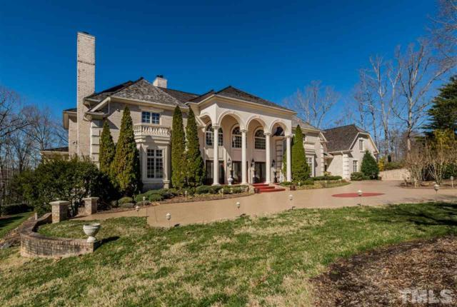 2420 Vintage Hill Drive, Durham, NC 27712 (#2239616) :: M&J Realty Group