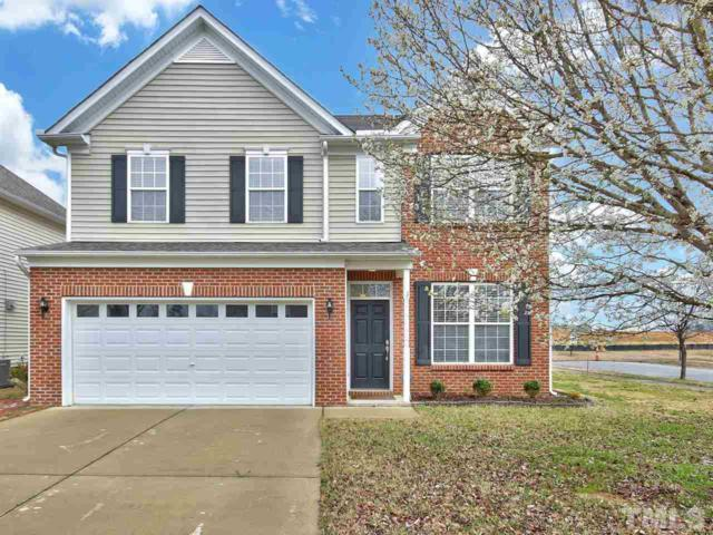 206 Stobhill Lane, Holly Springs, NC 27540 (#2239692) :: The Perry Group