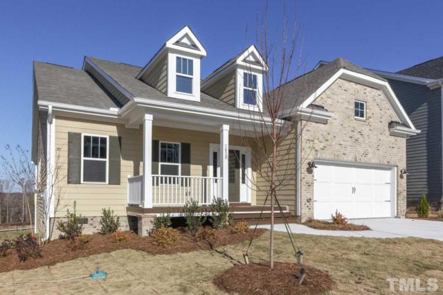 2820 Thurman Dairy Loop Lot 90, Wake Forest, NC 27587 (#2239711) :: Raleigh Cary Realty