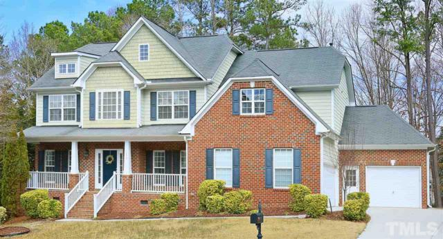3659 Coach Lantern, Wake Forest, NC 27587 (#2239801) :: The Perry Group