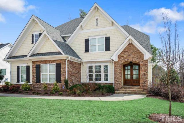 205 Lively Oaks Way, Holly Springs, NC 27540 (#2239809) :: The Perry Group