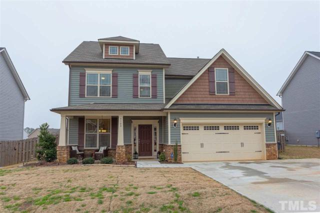6108 Fauvette Lane, Holly Springs, NC 27540 (#2239870) :: The Perry Group