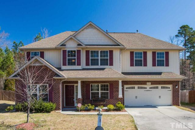 1177 Ridgeland Drive, Creedmoor, NC 27522 (#2239990) :: The Perry Group