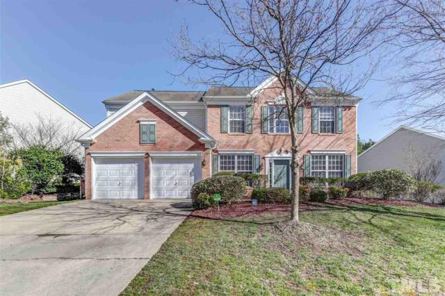 509 Sherwood Forest Place, Cary, NC 27519 (#2240067) :: The Perry Group