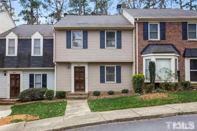 5516 Hamstead Crossing, Raleigh, NC 27612 (#2240123) :: The Perry Group