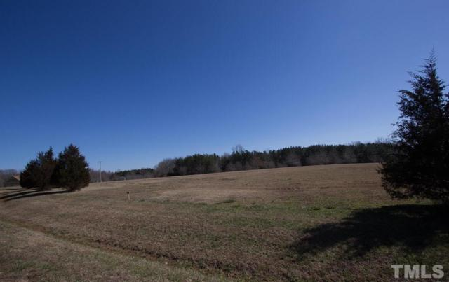 Lot 182 Fox Hill Farm Drive, Hillsborough, NC 27278 (#2240163) :: Morgan Womble Group