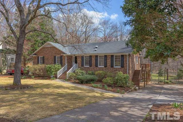 907 Emory Drive, Chapel Hill, NC 27517 (#2240225) :: The Perry Group
