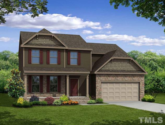 505 Granite Creek Drive, Rolesville, NC 27571 (#2240250) :: The Perry Group