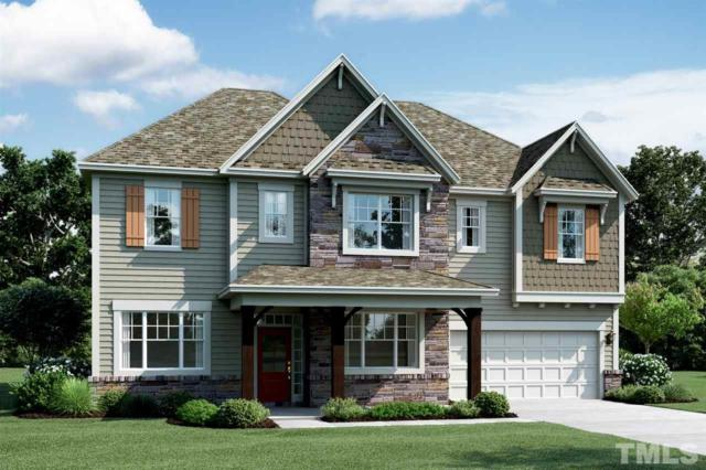 116 Batsonwood Place, Apex, NC 27540 (#2240300) :: Marti Hampton Team - Re/Max One Realty