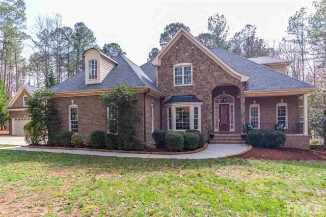 1008 High Trail Court, Wake Forest, NC 27587 (#2240358) :: RE/MAX Real Estate Service