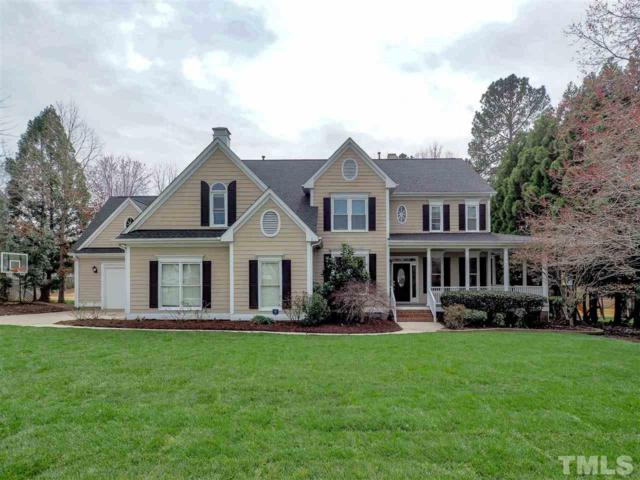 300 Pond Bluff Way, Cary, NC 27513 (#2240369) :: RE/MAX Real Estate Service