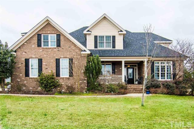 1324 Turner Woods Drive, Raleigh, NC 27603 (#2240422) :: The Perry Group