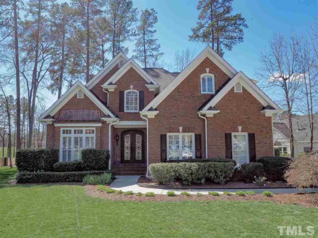 132 Crystlewood Court, Morrisville, NC 27560 (#2240545) :: Rachel Kendall Team
