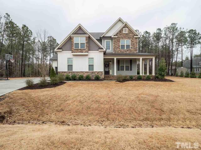 30 Carriden Drive, Youngsville, NC 27596 (#2240556) :: The Jim Allen Group