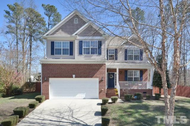 204 Mckenzie Meadow, Apex, NC 27539 (#2240565) :: The Perry Group