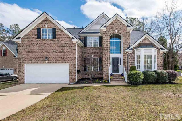 100 Poplar Knoll Court, Cary, NC 27519 (#2240603) :: The Perry Group
