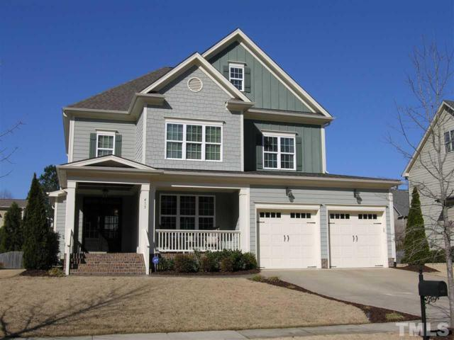 413 Wanderview Lane, Holly Springs, NC 27540 (#2240609) :: The Perry Group