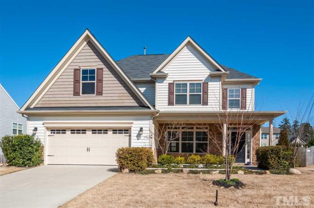 3525 Greenville Loop Road, Wake Forest, NC 27587 (#2240634) :: The Perry Group