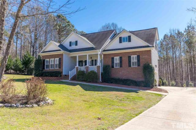 91 Eagle Point Lane, Clayton, NC 27520 (#2240640) :: The Perry Group