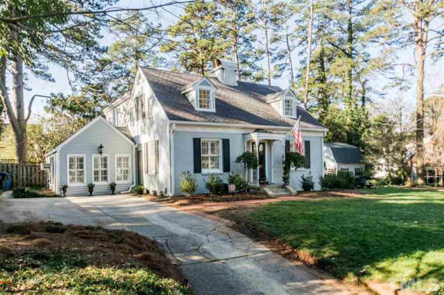 3205 Merriman Avenue, Raleigh, NC 27607 (#2240654) :: The Perry Group