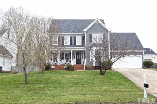 1911 Castleburg Drive, Apex, NC 27523 (#2240660) :: The Perry Group